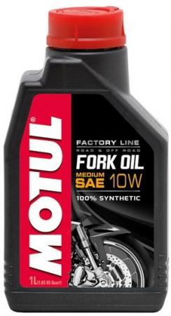 821601/FORK OIL MEDIUM FACTORY LINE SAE 10W (1L)/101125=105925