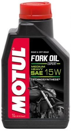 822101/FORK OIL EXPERT MEDIUM/HEAVY SAE 15W (1L)/101138=105931