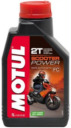 832101/SCOOTER POWER 2T (1L)/101265=105881