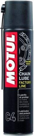 815616/C4 CHAIN LUBE FACTORY LINE (400ML)/102983